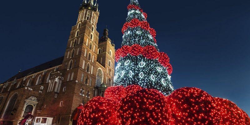 Новый год в центре Кракова 30.12.2019-03.01.2020 2-800x400