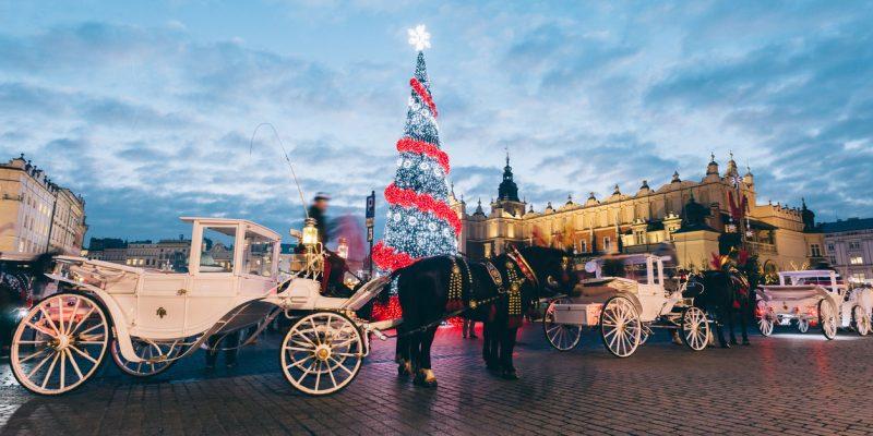 Новый год в центре Кракова 29.12.2019-02.01.2020 Гарантированный выезд!!! istock-502159776-800x400